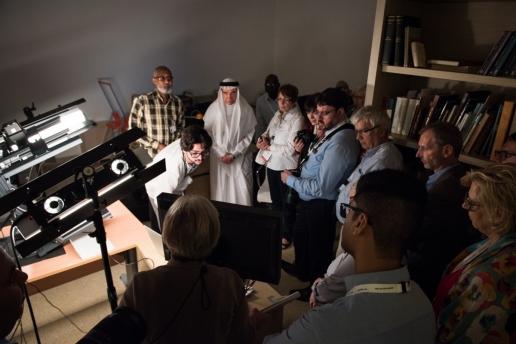 MetLib 2016 Qatar 1, Copyright: Courtesy of Qatar National Library