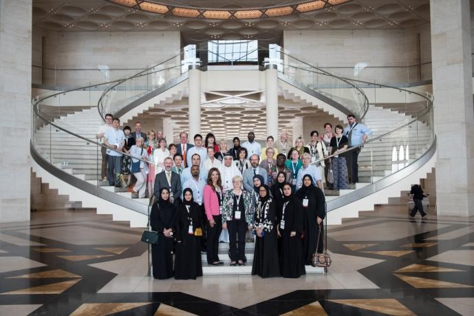 MetLib 2016 Qatar 2, Copyright: Courtesy of Qatar National Library